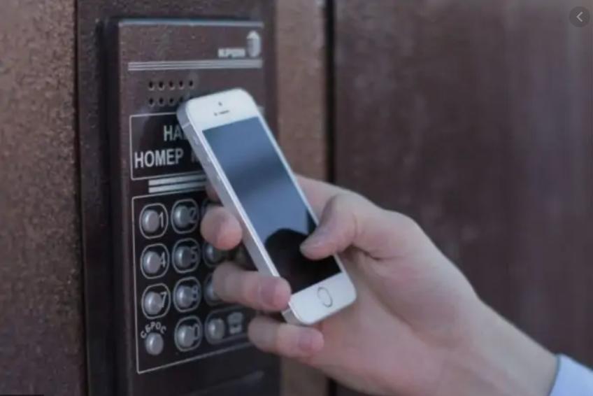 Открываем дверь домофона смартфоном с NFC