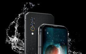 Blackview BL6000 Pro 5G — первый в мире защищенный смартфон с поддержкой 5G