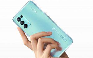 OPPO представила тонкий смартфон Reno5 K с поддержкой 5G