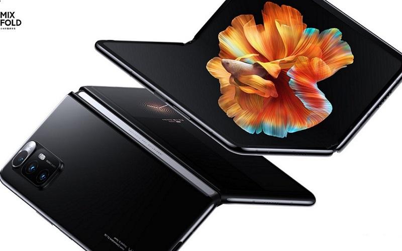 Xiaomi оценила смартфон с гибким экраном Mi Mix Fold в $1520
