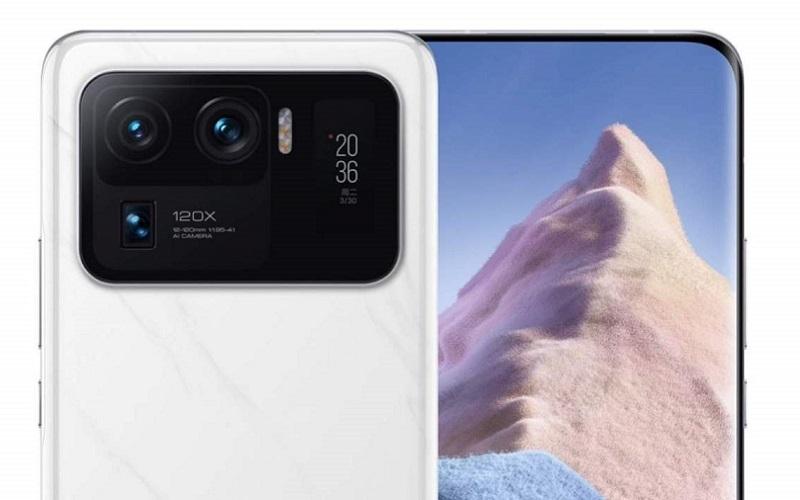 Xiaomi показала флагманский смартфон Mi 11 Ultra с керамическим корпусом и дополнительным экраном