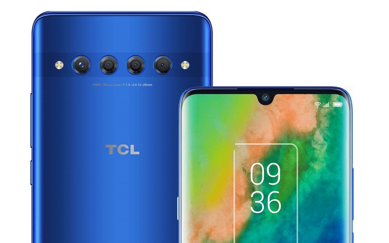 Thomson привезла в Россию смартфоны среднего класса TCL 10 Plus, TCL 10L и TCL 10 SE
