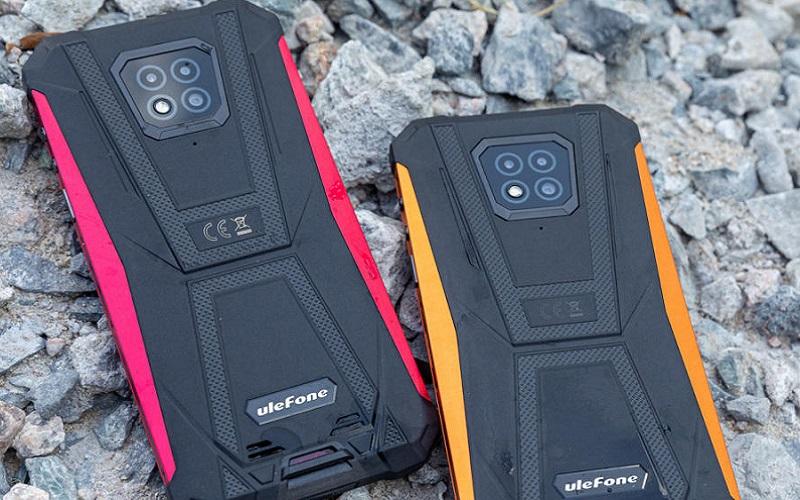 Ulefone выпустила защищенный смартфон Armor 8 Pro с NFC
