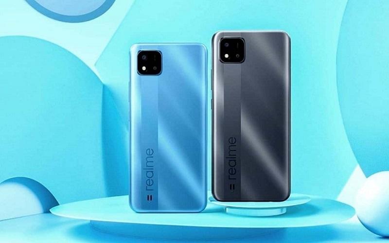 Realme выпустила недорогой смартфон C11 2021 с модулем NFC