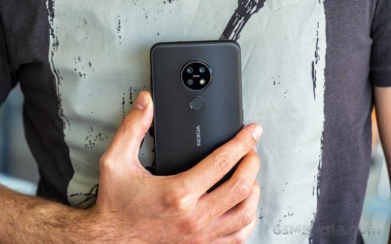 Nokia привезла в Россию недорогие смартфоны C20 и G10 с большими экранами и солидными батареями