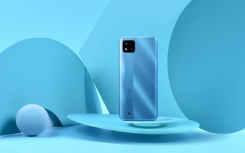 Realme оценила смартфон C20A с емкой батареей в 105 долларов