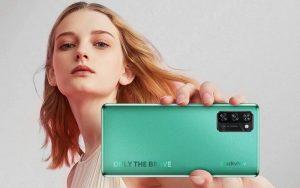 Blackview выпустила смартфон Blackview A100 с NFC и быстрой зарядкой