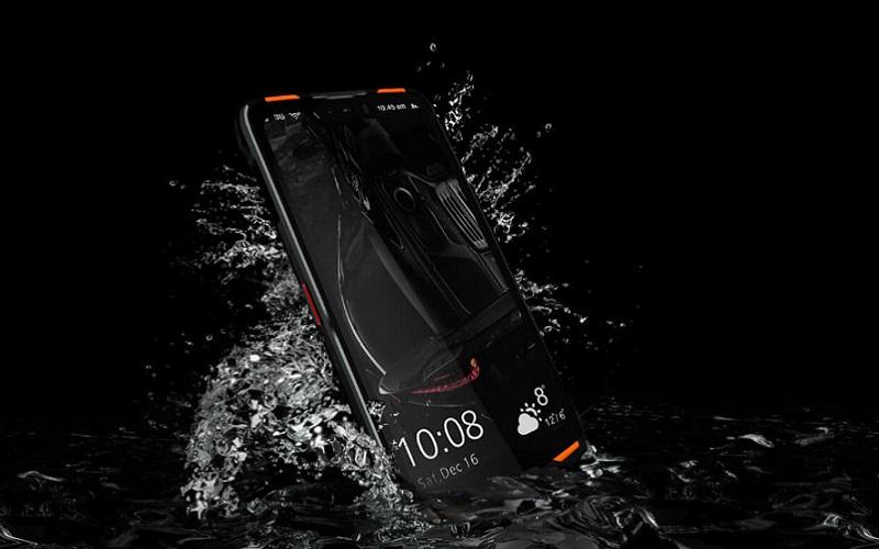 Doogee привезла в Россию неубиваемый смартфона Doogee S97 Pro с лазерным дальномером