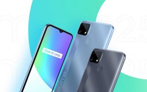 Realme привезла в Россию смартфон Realme C25 с мощной батареей и обратной зарядкой