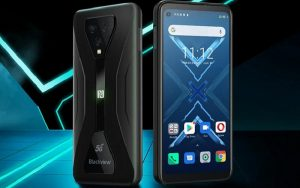 Blackview представила неубиваемый смартфон Blackview BL5000 с дизайном Black Shark 3