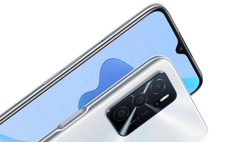 OPPO представила недорогой смартфон A16 батареей на 5000 мАч
