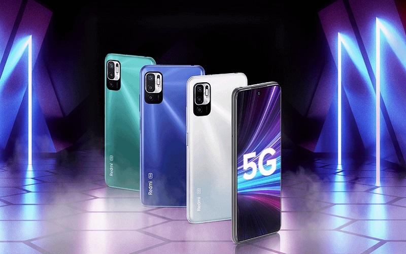 Xiaomi оценила смартфон Redmi Note 10T 5G с емкой батареей и NFC в $187