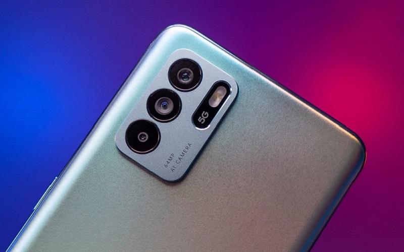 OPPO представила смартфон Reno6 Z с 64-Мп камерой и быстрой зарядкой