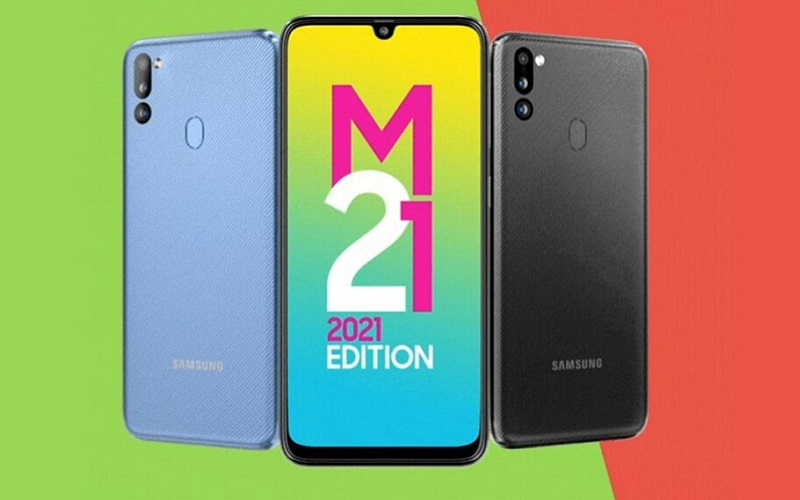 Samsung выпустила долгоиграющий смартфон Galaxy M21 2021 Edition с Android 11 и камерой 48 Мп