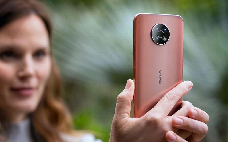Nokia представила недорогой смартфон Nokia G50 с NFC и поддержкой 5G