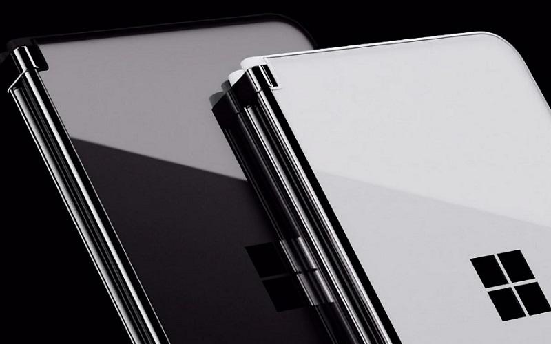 Microsoft показала складной смартфон Surface Duo 2