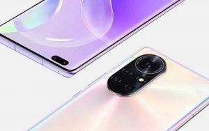 Huawei показала смартфоны Nova 9 и Nova 9 Pro с экранами 120 Гц и сверхбыстрой зарядкой