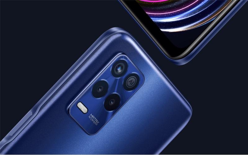 Realme показала смартфон Realme 8s 5G с MediaTek Dimensity 810 и емкой батареей