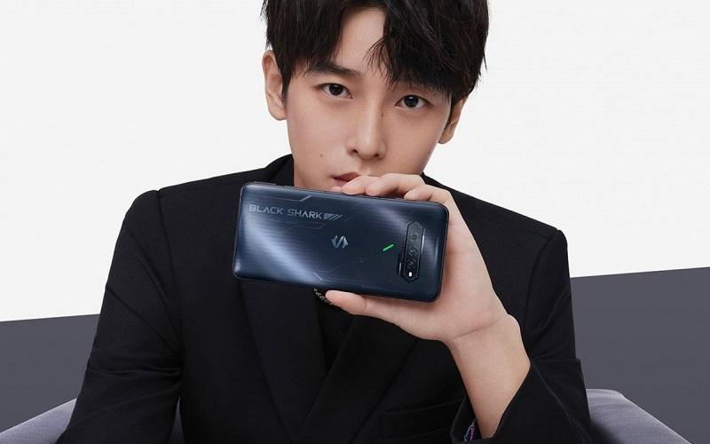 Xiaomi показала игровые смартфоны Black Shark 4S и 4S Pro с Snapdragon 888 Plus и SSD-накопителем